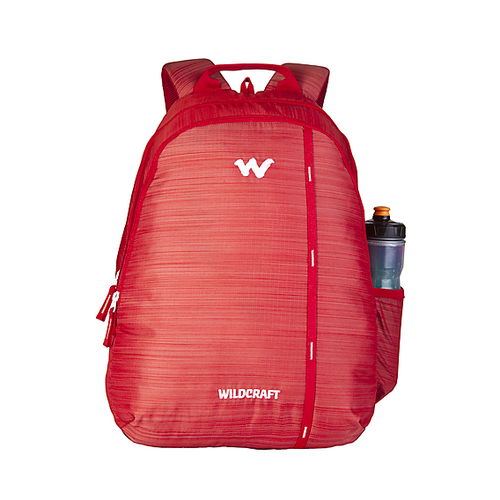 Wildcraft 1 Pablo Backpack - Red
