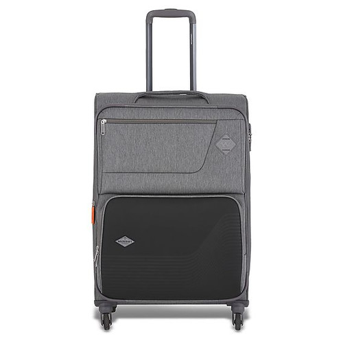 Wildcraft Rigel Plus Charcoal ? Travel Case - Soft | Luggage