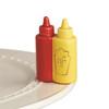 Nora Fleming Ketchup and Mustard Mini A230