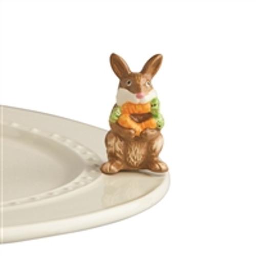 Nora Fleming Funny Bunny Mini A226