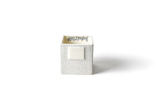 Stone Small Dot Small Nesting Cube Mini