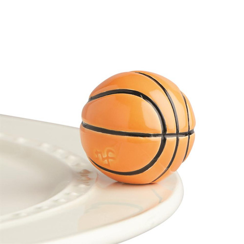 Nora Fleming Hoop There It Is Basketball Mini A233