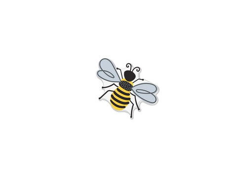 Happy Everything Bee Attachment Mini