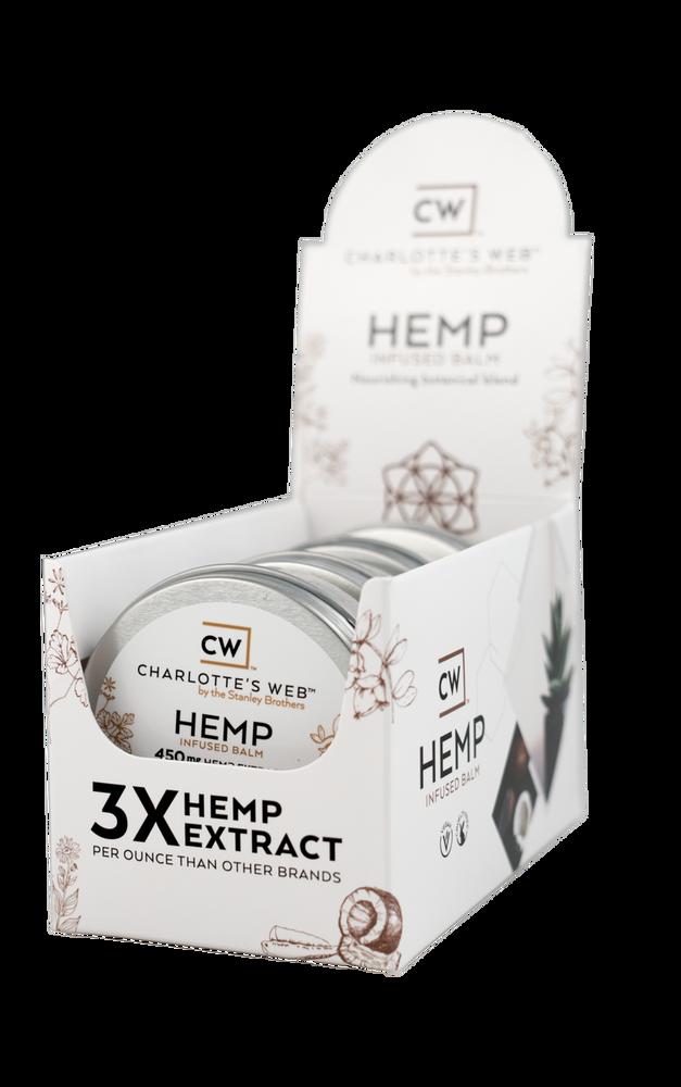 Charlotte's Web - CW Hemp Infused Balm 1.5 oz
