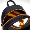 Loungefly Harry Potter Faux Leather School Uniform Mini Backpack