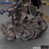 Iron Studios Corvus Glaive (Black Order)