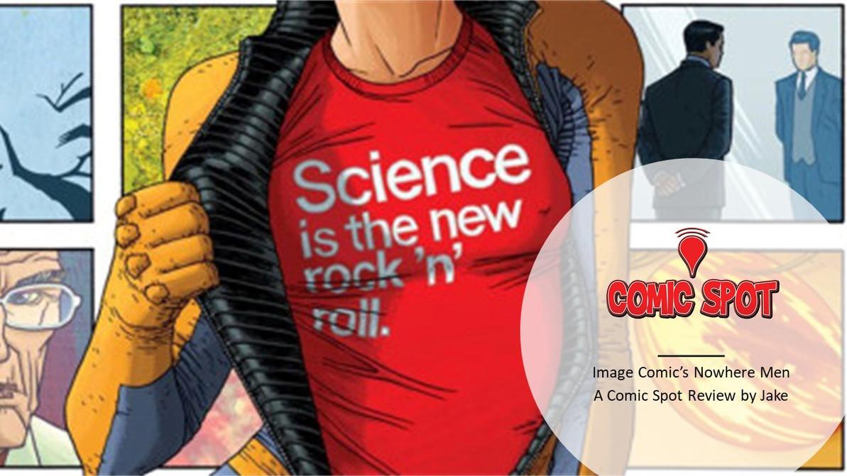 Nowhere Men - A Science Fiction About Scientists!