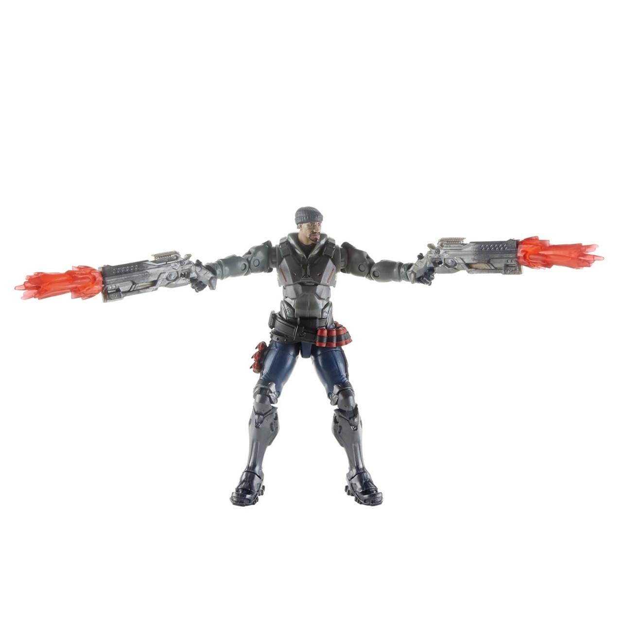 "Hasbro Overwatch Ultimates Series Blackwatch Reyes Reaper Skin 6/"" Action Figure"