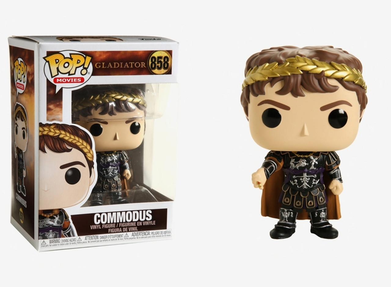 Gladiator Movies Funko Pop Commodus