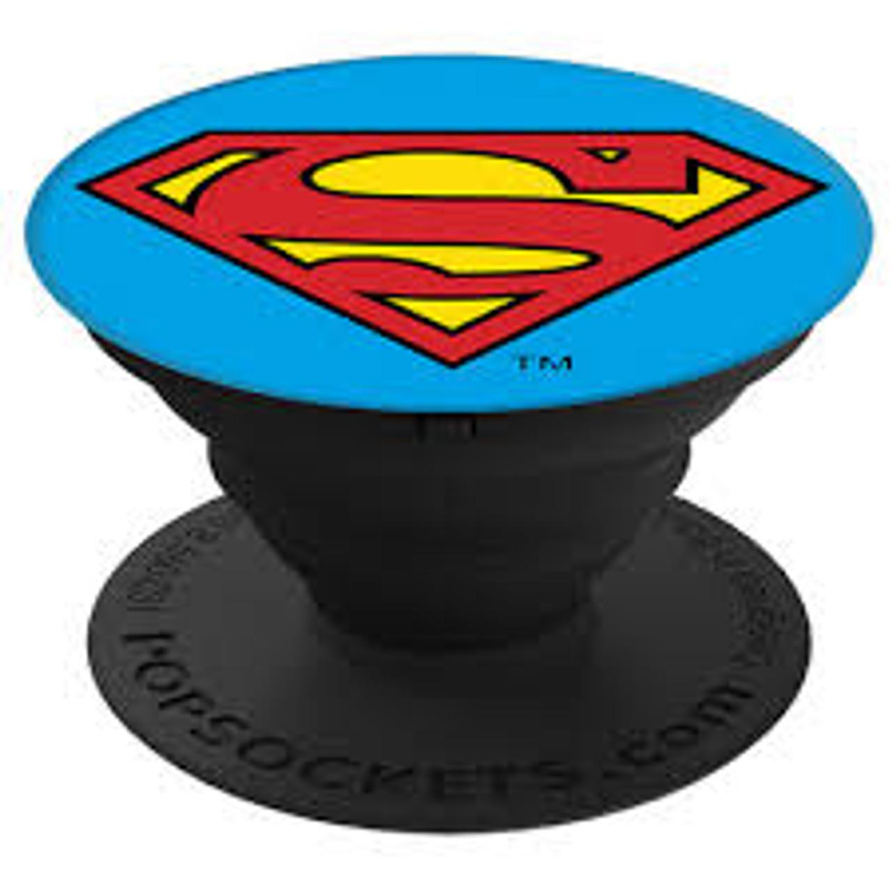 Popsockets Superman Logo Comic Spot