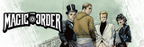 The Magic Order Review --- Is magic drawing you in?