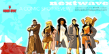 Nextwave- the pimp slap of slapstick