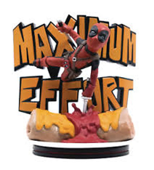 Deadpool Maxim Effort