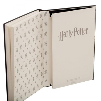 Harry Potter PU Better Journal