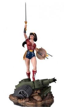 Bombshells Wonder Woman Deluxe Statue