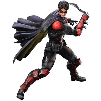 Square Enix Batman Arkham Origins: Robin Play Arts Kai
