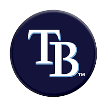 Tampa Bay Rays Pop Socket