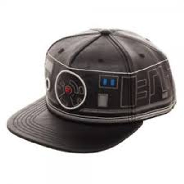 Droid Faux Leather First Order BB Hat