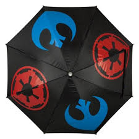 Star Wars All Over Print Logos LED Umbrella