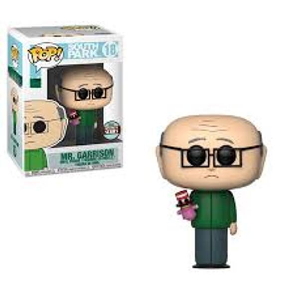 Mr. Garrison 18 Funko Specialty