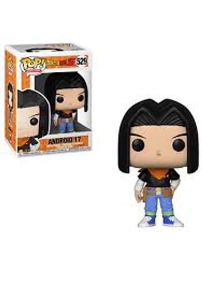 Dragonball-Z Android 17 529