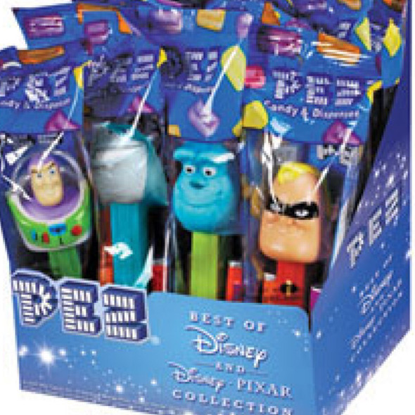 Pez Disney/Pixar - 1 Piece