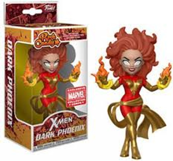 Dark Phoenix Rock Candy Marvel Collectors Corp