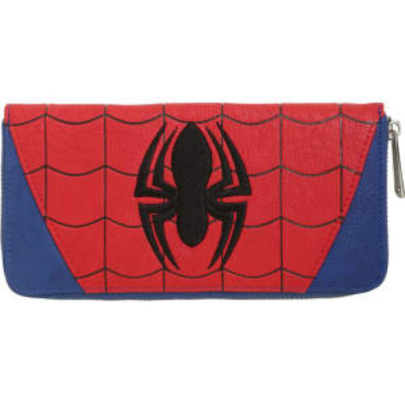 Spider-Man Zip Wallet