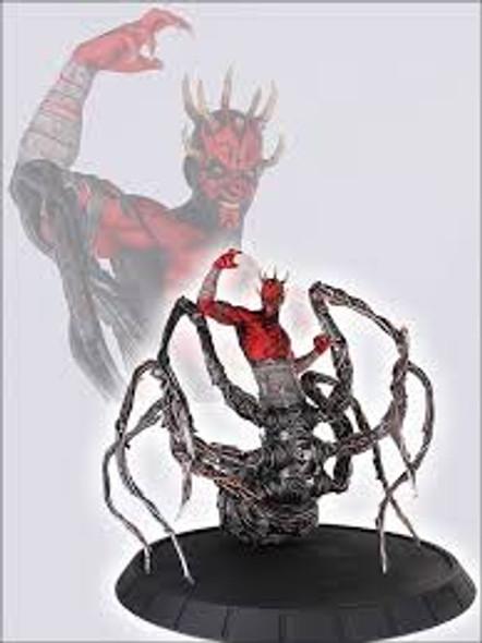 gentle giant darth maul spider statue