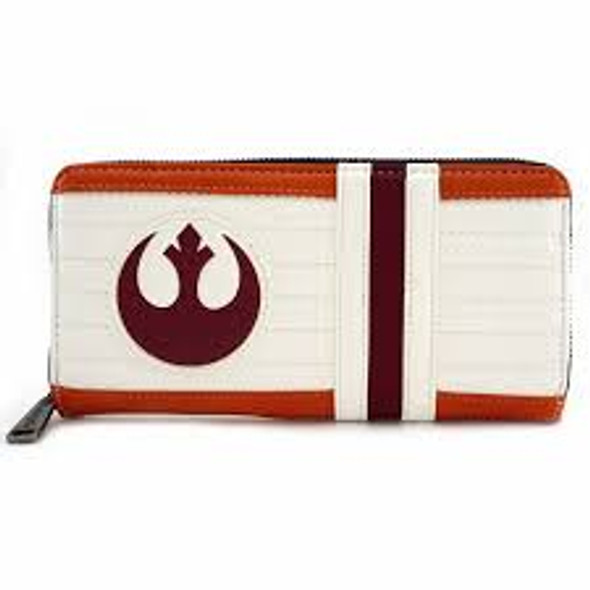 Loungefly Star Wars X Wing Zip Wallet