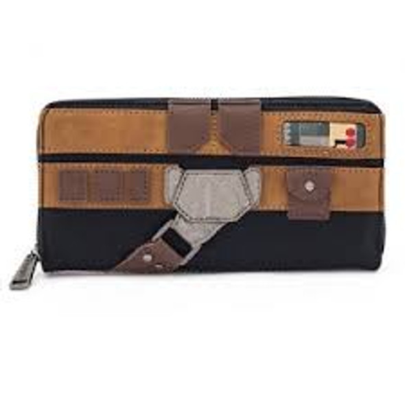 Loungefly Han Solo Zip Wallet