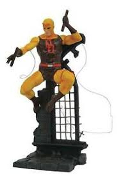 Yellow Suit Daredevil Gallery
