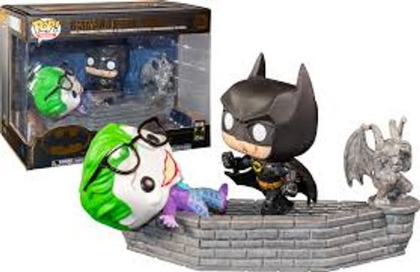 Batman Vs Joker Movie Moments 280