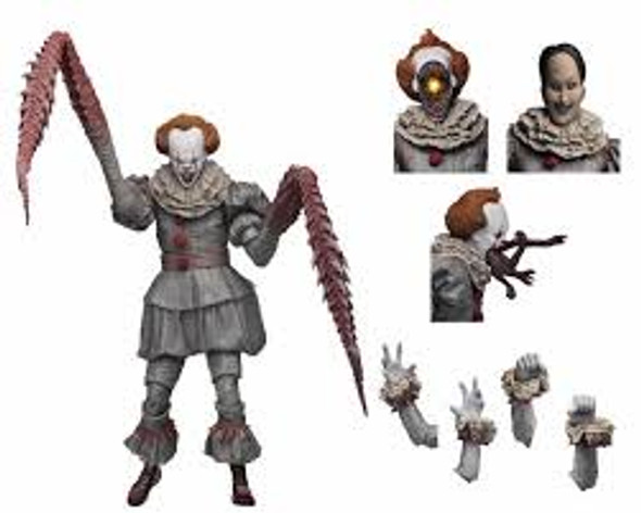 NECA Dancing Pennywise