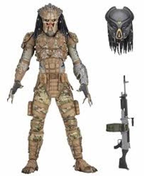 NECA Emissary Predator II