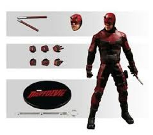 One-12 Mezco Daredevil