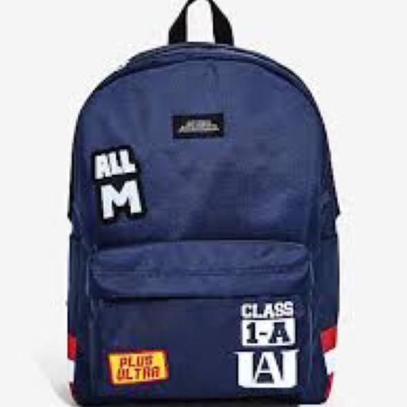Mha Backpack Ht