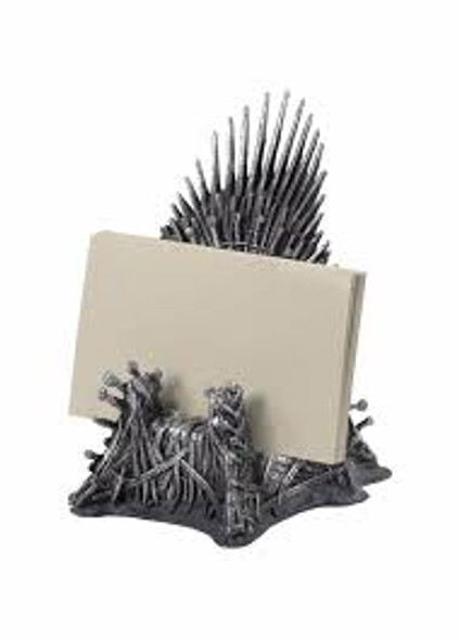 Game Of Thrones Iron Throne Card Holder
