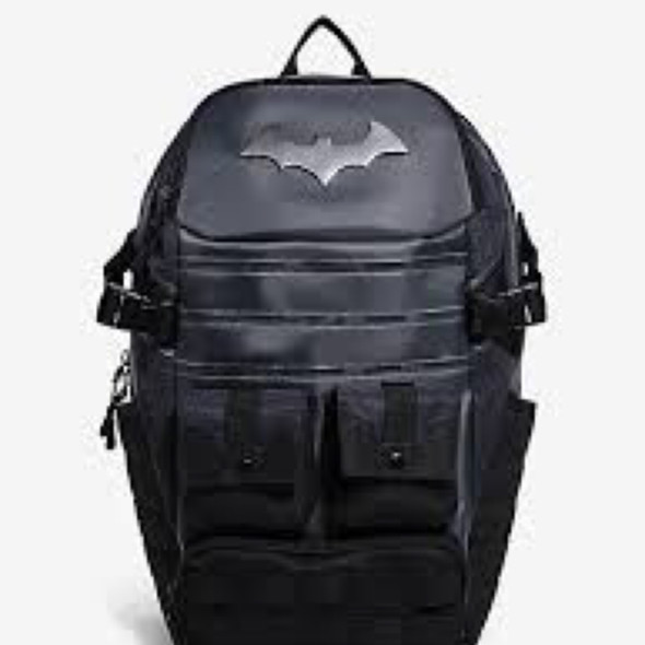 Batman Built Up Backpack Ht