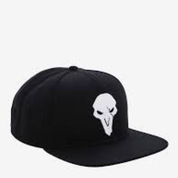 Reaper Logo Overwatch Hat Ht