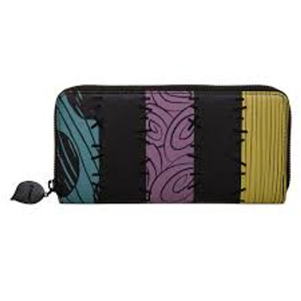 Loungefly Nightmare Before Christmas Sally Zip Wallet