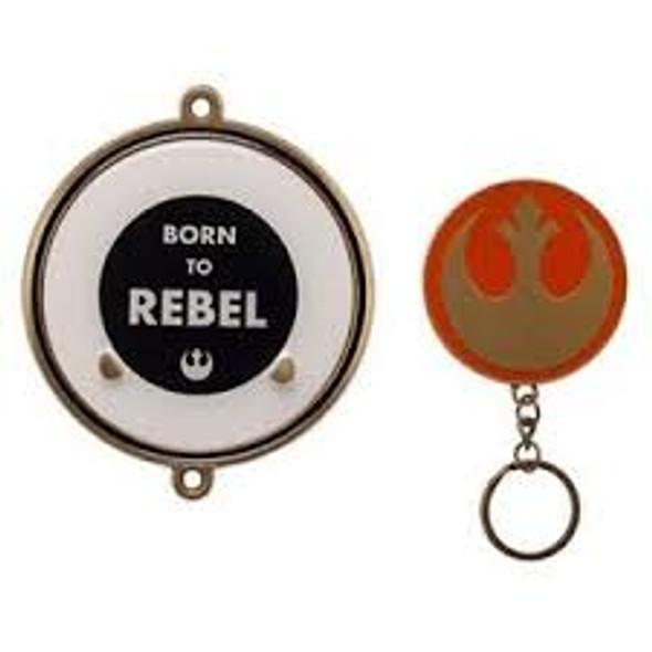 Star Wars Rebel Magnetic Keychain
