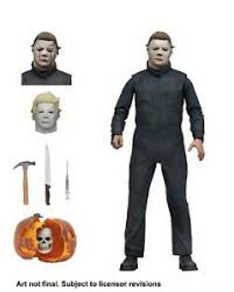 Halloween II Ultimate Michael Myers Neca