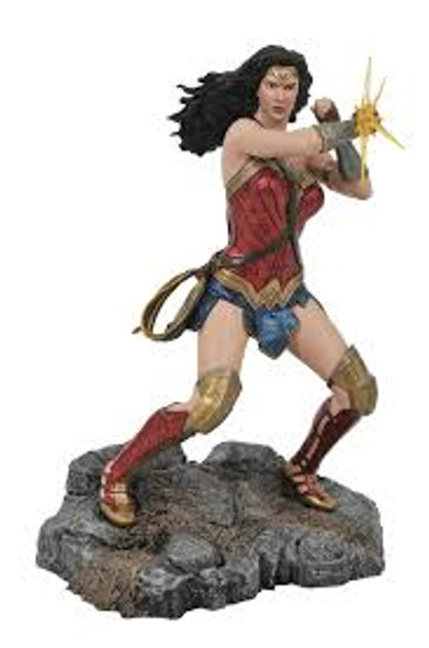 DC Gallery Wonder Woman Justice League