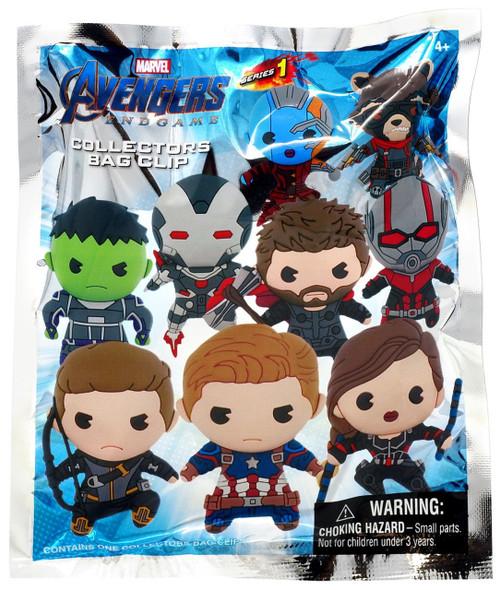 Marvel Avengers Endgame Series 1 - 3D Figural Bag Clip in Blind Bag