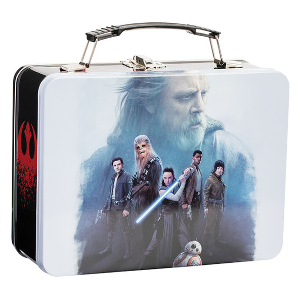 Vandor Star Wars The Last Jedi Large Tin Tote
