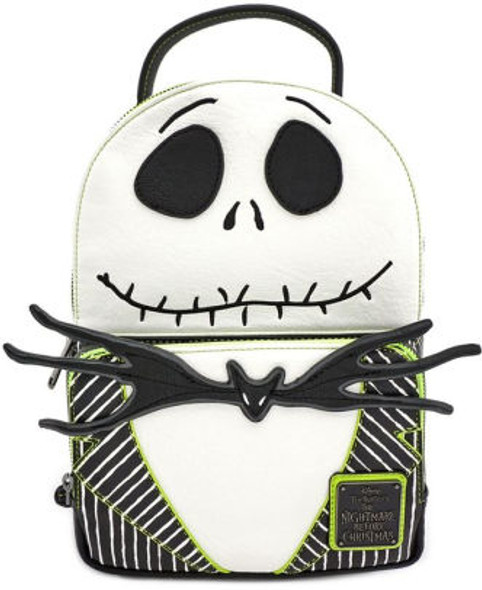 Loungefly Nightmare Before Christmas Jack Skellington Backpack