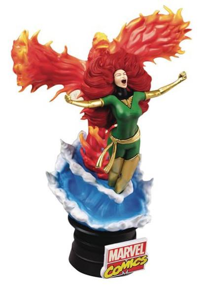 Beast Kingdom Marvel Comics Phoenix D-Stage