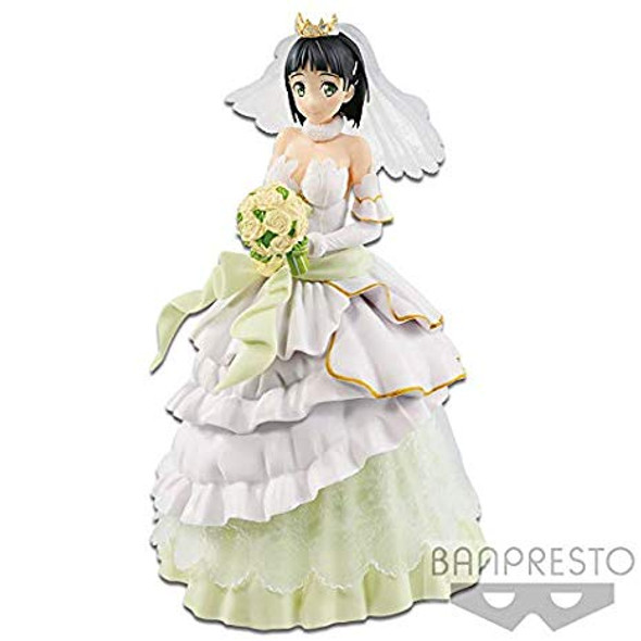 Banpresto Sword Art Online Code Register Exq Figure-Wedding・Suguha-