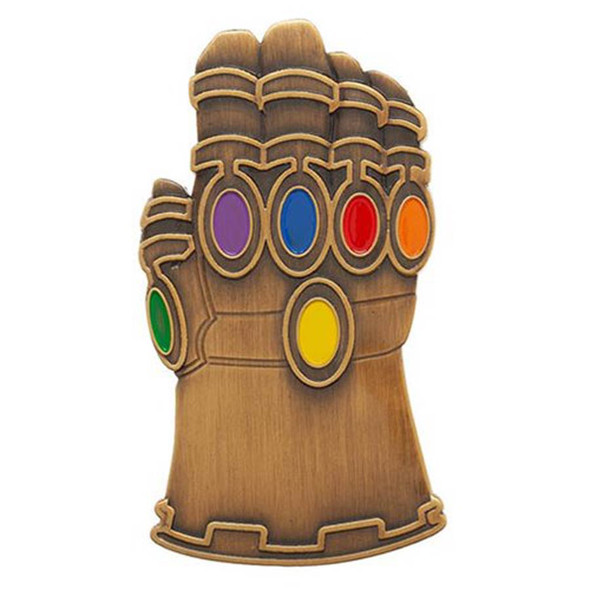 Avengers Endgame Thanos Infinity Gauntlet Pin